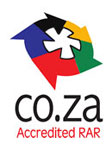 co.za accredited